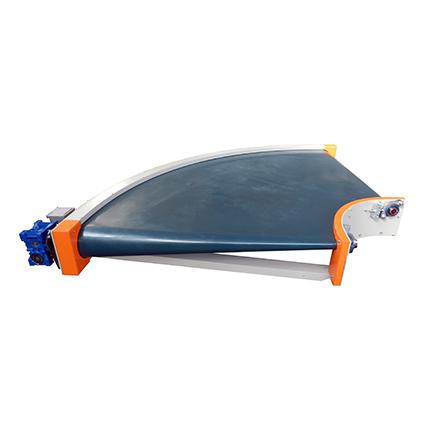 CURVA A NASTRO IN PVC 90° R.1060 (SENZA TELAIO)